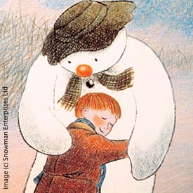 The Snowman at Christmas